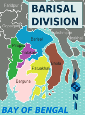 Map View About Bangladesh - Where is bangladesh located